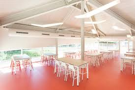 pajot canteen atelier 208 archdaily