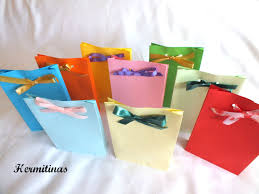 stand up color paper bags party favor bags gift bags christmas