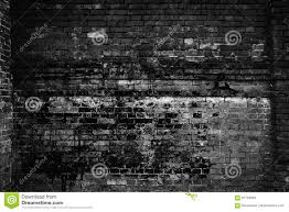old brick wall dark light grunge background stock photo image