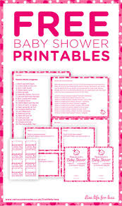 Free Printable Baby Shower Free Printable Baby Shower Games For Girls Wedding