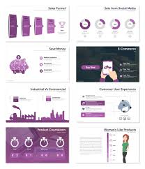 sales presentation professional sales pitch template by