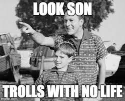 Troll Meme Maker - look son meme imgflip