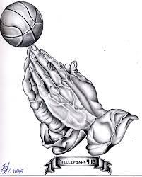 fantastic basketball player portrait tattoo