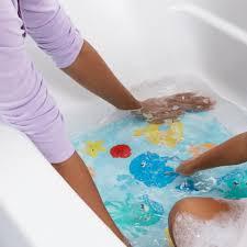 Bathtub Mat For Babies Babies R Us Bath Heat Sensitive Printed Mat Blue Toys