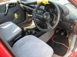 opel corsa interior 1997 opel corsa news reviews msrp ratings with amazing images