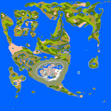 Fantasy World Maps by Paid Gilea Fantasy World Map Comission
