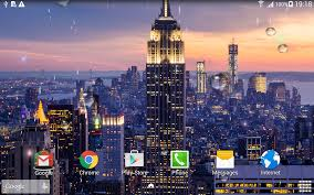 new york live wallpaper android apps on google play