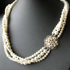 jewellery pearl necklace images New women wear pearl necklace adworks pk adworks pk jpg