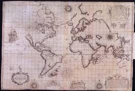 Old World Maps by File Wrightmolyneux Chartoftheworld C1599 Large Jpg Wikimedia