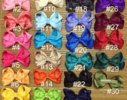 bows for wholesale baby hair bows girl bows baby headband by hairbowsworld