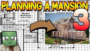 planning a mansion 3 using architect plans and gimp youtube