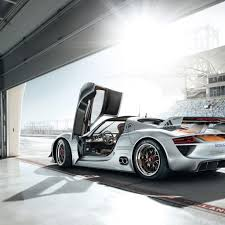 Porsche 918 Concept - 2011 porsche 918 rsr concept open door
