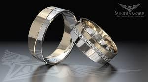 obraczki slubne ekskluzywne złote obąrczki ślubne dwukolorowe z brylantami