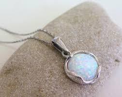 necklace pendants etsy images Opal pendant etsy jpg