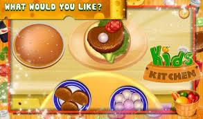 jeu cuisine enfant kitchen cooking pour android à télécharger gratuitement