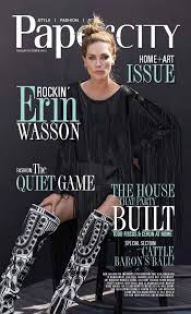erin wasson styled to rock papercity magazine