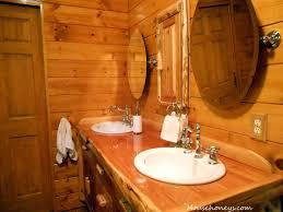 cabin bathrooms ideas peaceful ideas 10 cabin bathroom designs home design ideas