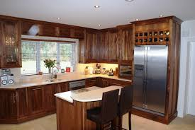 furniture modern walnut kitchen cabinets with huntwood cabinets