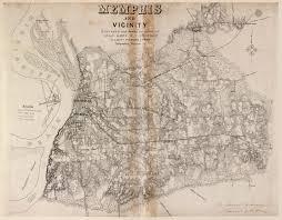 Memphis Map Memphis Landmarks