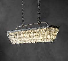 best 25 rectangular chandelier ideas on pinterest rectangular