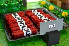 minecraft party favors block miner minecraft party planning ideas supplies birthday