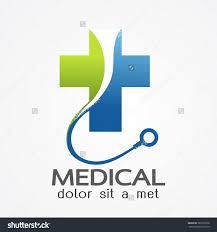 medical logo design free vector designscanyon medical logos
