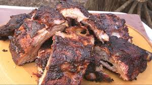 baby back ribs by the bbq pit boys orange juice marinade rub