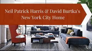 neil patrick harris home neil patrick harris new york city home