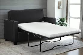 Faux Leather Sofa Sleeper Signature Sleep Mattresses Casey Faux Leather Size Sleeper