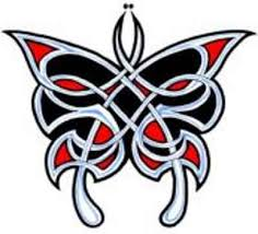 butterflies tattoos forward from celtic butterfly tattoos to