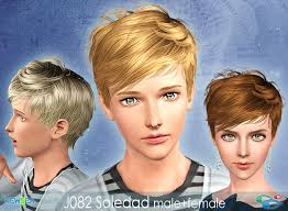 sims 3 hair custom content male hair custom content caboodle page 6