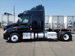 volvo tractor trailer for sale single axle sleepers for sale