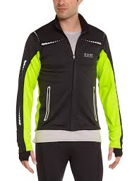 gore mens cycling jackets amazon com gore running wear men u0027s mythos windstopper soft shell