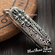 wholesale silver necklace pendants images Wholesale 925 sterling silver jewelry vintage thai silver swiss jpg