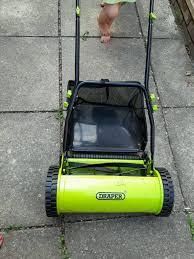 draper manual lawnmower in farnham surrey gumtree