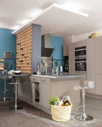 modele cuisine en l modele ilot central modele cuisine ilot central cuisine