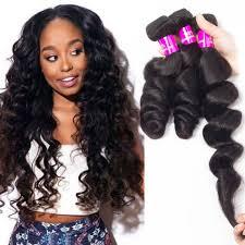 pics of loose wave hair malaysian loose wave 3 bundles of hair deals tinashehair