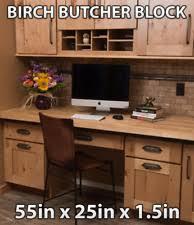 Butcher Block Kitchen Countertops Butcher Block Countertop Kitchen Dining U0026 Bar Ebay