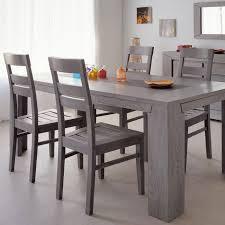 holzstühle esszimmer 4x holzstuhl heros eiche grau stuhlgruppe esszimmer stühle stuhl