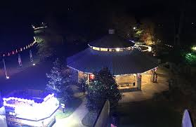 christmas lights simpsonville sc christmas at heritage park santa s village