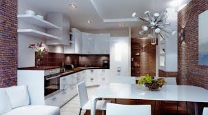 all white kitchens that shine asian lifestyle design