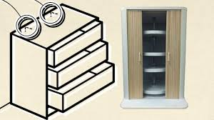 ikea malm shelf no dressers don t need to be anchored to a wall