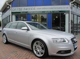 cheap audi a6 for sale uk used audi a6 2 7 2008 diesel tdi le mans estate automatic for sale