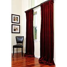 Etsy Drapes Wine Red Velvet Custom Made Curtains All Size By Tailor2u On Etsy
