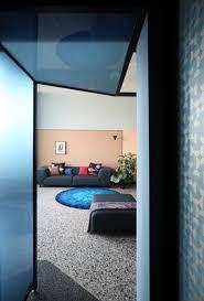 marcante testa apartment torino 2017 colorful interior