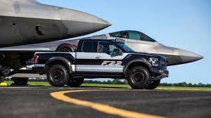 Ford Diesel Truck Horsepower - that f 22 inspired 454 horsepower ford f 150 raptor sold for 300