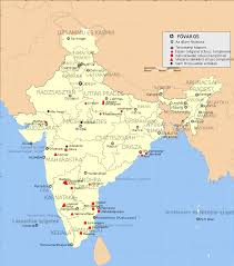 Hinduism Map Image Gallery Of Hinduism Map