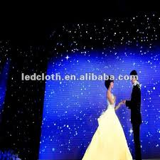 wedding backdrop led fibre optic starlight backdrop curtain for weddings buy wedding