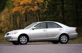 t0y0ta cars top 10 best selling cars in america 2003 year end