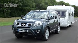 practical caravan nissan x trail review 2012 youtube